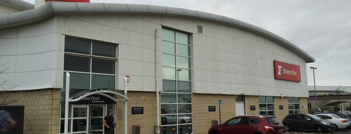Better Gym Portsmouth is one of GLL Leisure Centres, Gyms, Pools.