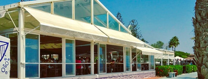 Alabardero Beach Club is one of Испания.