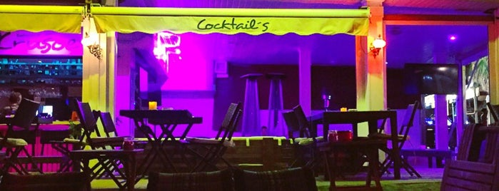 Crusoe Beach Cafe is one of Must visit in Spain, Marbella.