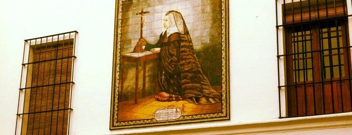 Convento de Santa Isabel is one of Cosas que ver en Sevilla.
