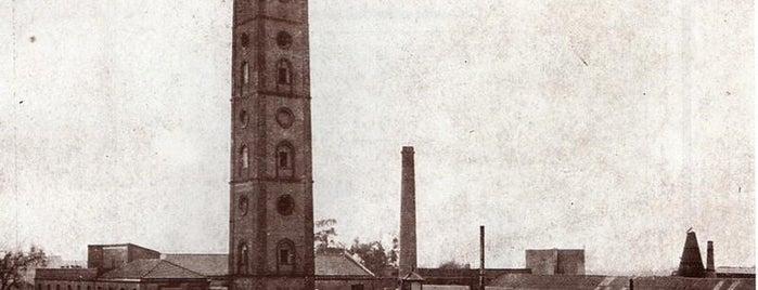 Torre de los Perdigones is one of สถานที่ที่ Carl ถูกใจ.