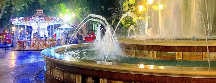 Parque de la Alameda is one of Orte, die Moe gefallen.