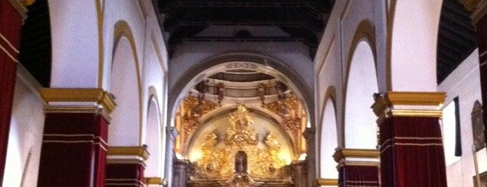 Iglesia de San Juan de La Palma is one of Cosas que ver en Sevilla.