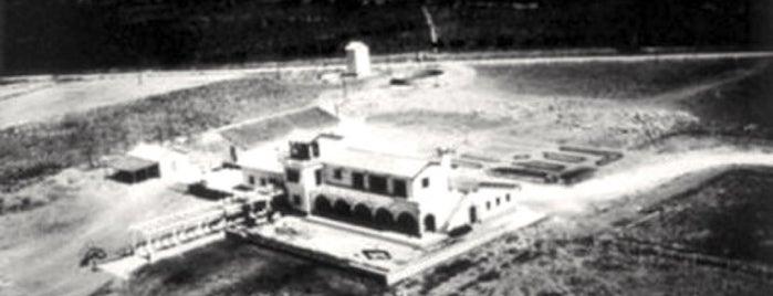 Museo de la Aviación de Málaga is one of Lugares Históricos en Málaga - Historic Sites.