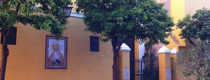 Iglesia de San Martín - La Lanzada is one of Cosas que ver en Sevilla.