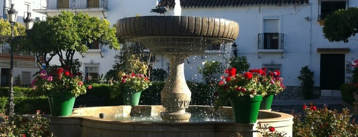 Plaza de las Flores is one of 🇪🇸 Spain.