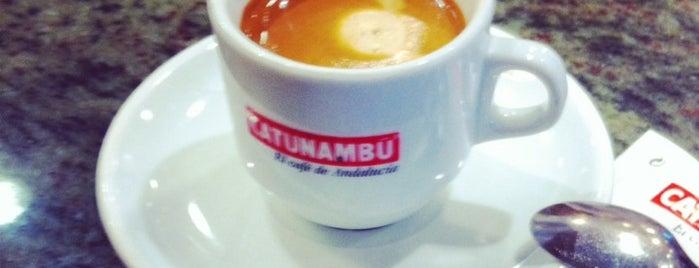 Cafetería Catunambú is one of Posti che sono piaciuti a Jorge.