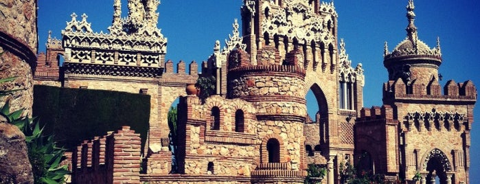 Castillo de Colomares is one of Espanha.