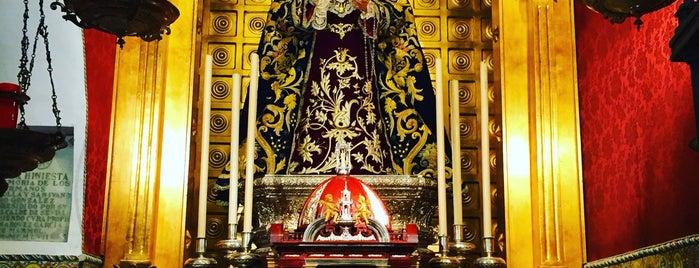 Parroquia de San Julián - La Hiniesta is one of Cosas que ver en Sevilla.