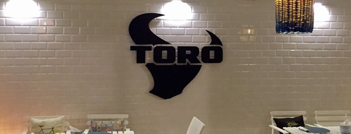 Toro Burger Lounge is one of Marbella.