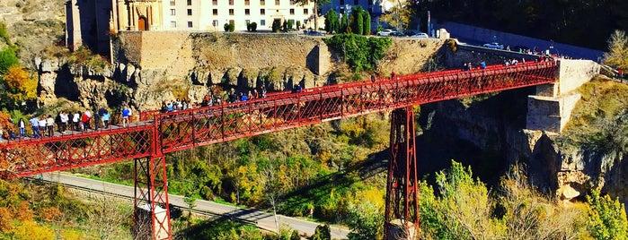 Puente de San Pablo is one of Tempat yang Disukai Fuat.