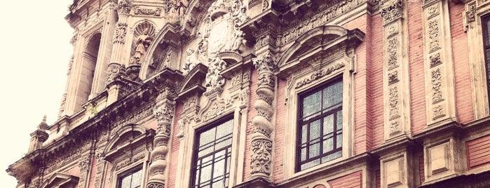 Iglesia de San Luis de los Franceses is one of Cosas que ver en Sevilla.