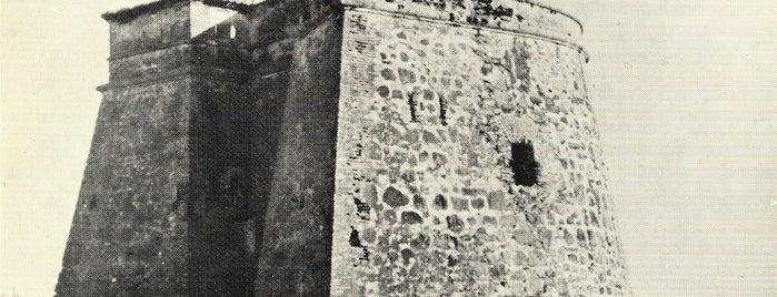 Torre Batería de la Cala del Moral is one of Torres Almenaras en el Litoral de Andalucía.