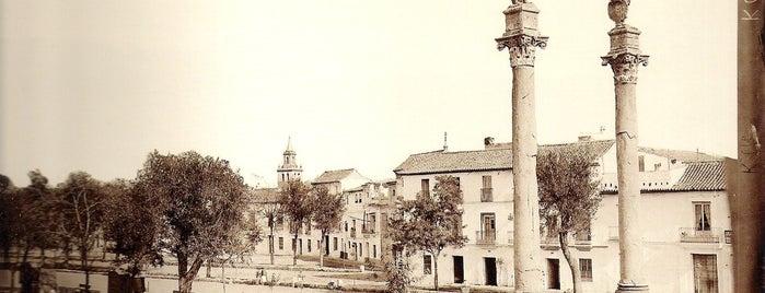 Alameda de Hércules is one of Sevilla travel tips.