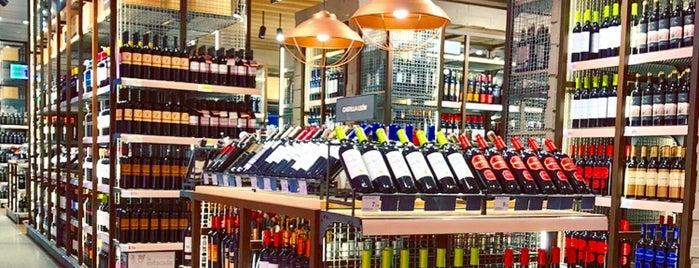 Supermercado El Corte Inglés is one of Marbella.