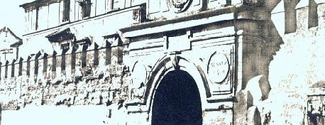 Puerta de la Carne is one of Lugares guardados de Fabio.