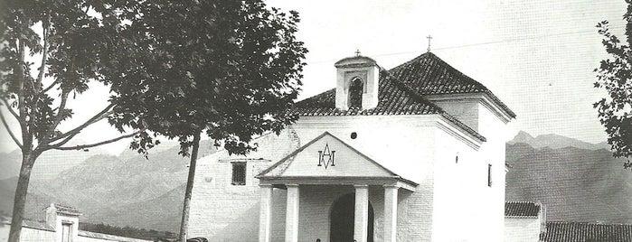 Ermita de Las Angustias is one of Nerja.