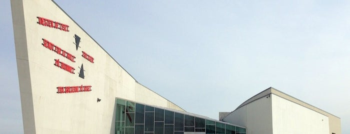Arken Museum of Modern Art is one of Places To Visit in Denmark.