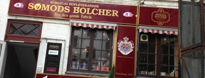 Sømods Bolcher is one of Copenhagen.