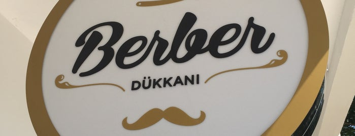 Berber Dükkanı is one of Barış'ın Beğendiği Mekanlar.
