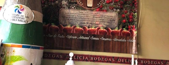 Bodega Delicia S A de C V is one of Posti che sono piaciuti a Ricardo.