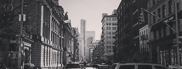 400 Broome Street is one of New York.