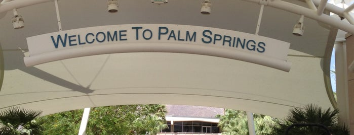 Palm Springs International Airport (PSP) is one of Aeroporto.