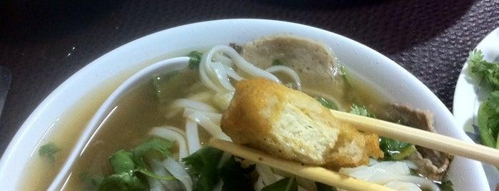 Hien Vuong Restaurant is one of Orte, die Christina gefallen.