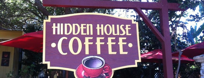 Hidden House Coffee is one of California 2019.