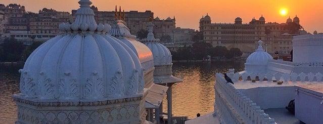 Taj Lake Palace is one of Beautiful Views.