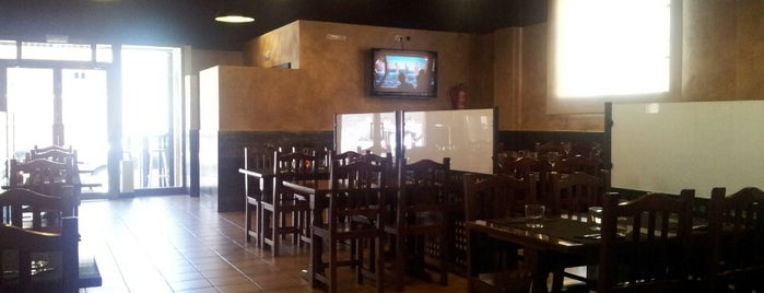 Restaurant El Set is one of Locais salvos de Manel.