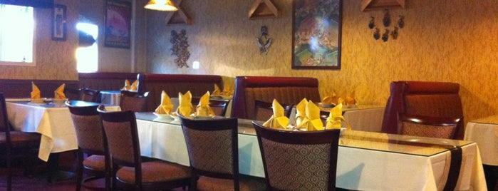 Top Thai Cuisine is one of LA Food to try.