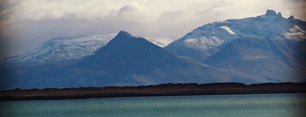 Lago Argentino is one of Patagonia (AR).