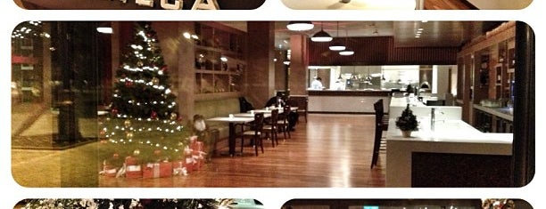 Tosca is one of Restaurants in Baku (my suggestions).