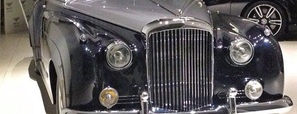 Bentley Baku is one of Yunusさんのお気に入りスポット.