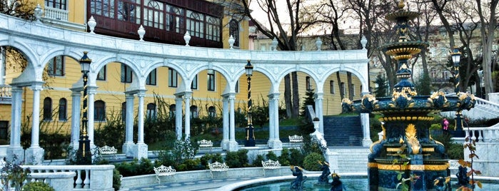 Filarmoniya Bağı is one of Baku.