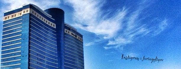 Hilton Baku is one of Baku, AZ.