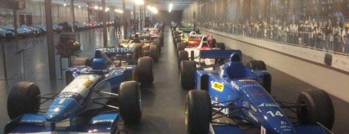Cité de l'Auto – Musée national de l'Automobile is one of Bucket List for Gearheads.