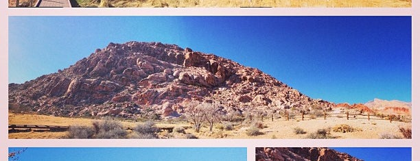 Red Rock Canyon National Conservation Area is one of Las Vegas!.