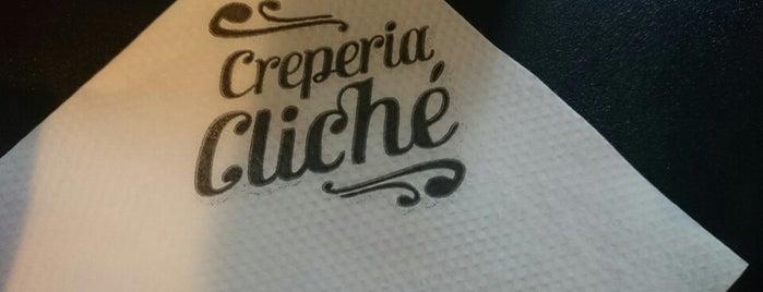 Creperia Cliché is one of Baldesca'nın Kaydettiği Mekanlar.