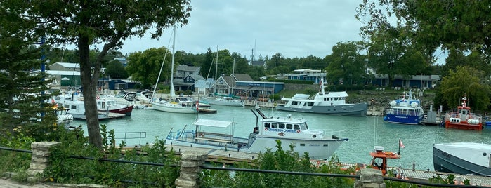 Tobermory, Ontario is one of Hikes and Campgrounds To-Do.