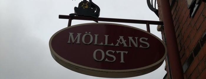 Möllans Ost is one of Suecia Dinamarca.
