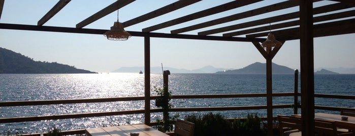 Ada Restaurant - Sovalye Island is one of Fethiye.