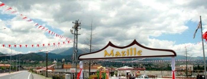 Mazille is one of Kayseri Mekanlar.