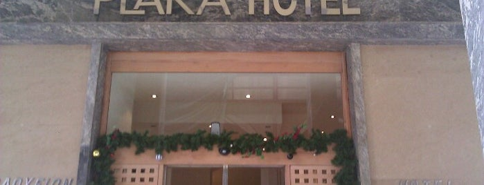 Plaka Hotel is one of Hotels.