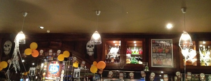 The Parkstone and Heatherlands  (Wetherspoon) is one of The Ultimate Student Guide to Bournemouth.