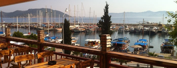 Queen Bar Kaş is one of kas.