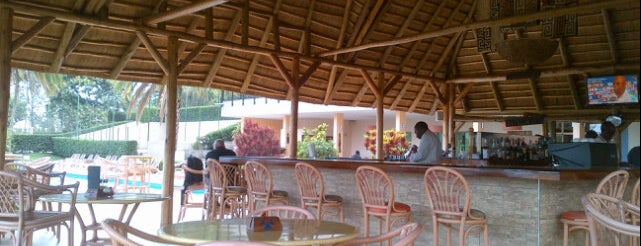 Hotel des Milles Collines is one of Visiting Kigali.