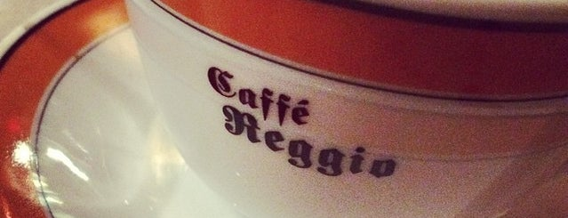 Caffe Reggio is one of West Village.
