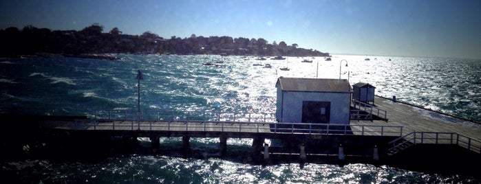 Sorrento Ferry Terminal is one of Victoria.